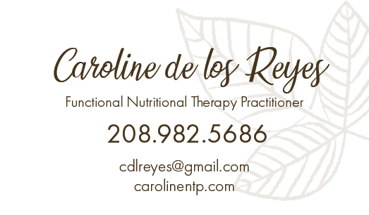 Functional Nutritional Therapy