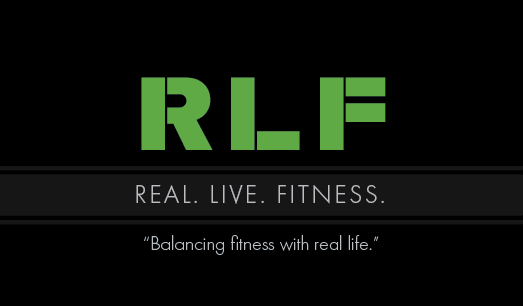 Real. Live. Fitness.